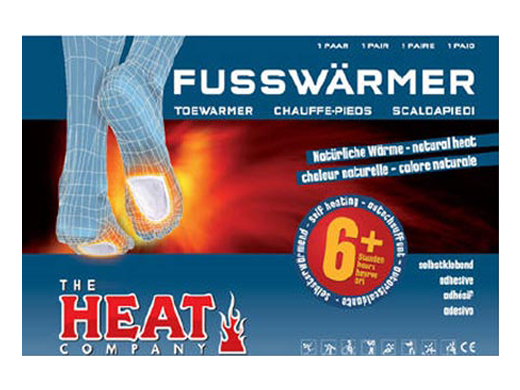 Heat voetwarmers